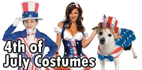 4th of July Costumes