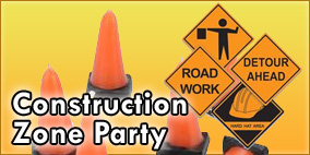 Construction Zone Party