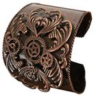 Steampunk Antique Copper Bracelet Adult